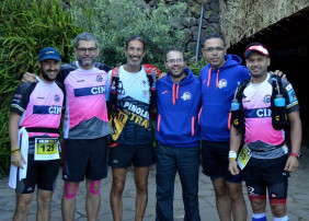 Pinolere Trail y Pichón Trail Project, unidos contra la Esclerosis Múltiple