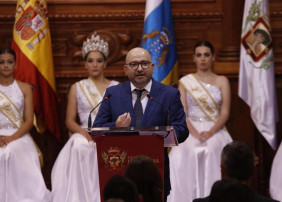 Extraordinario pregón a cargo del periodista Pedro Hernández Murillo
