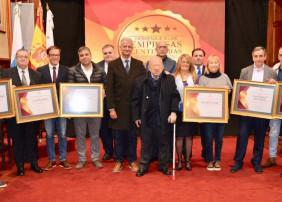 Homenaje a seis empresas villeras con más de cien años de trayectoria