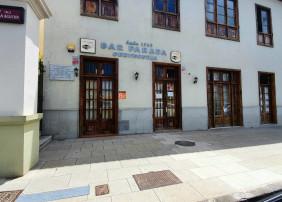 Visita instalaciones del Bar Parada, este martes 27 de abril