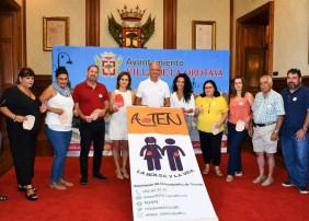 El Ayuntamiento de La Orotava se solidariza con el colectivo Ostomizados de Tenerife