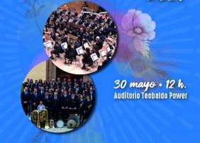 El acto tendrá lugar el próximo 30 de mayo (12:00 horas), en el Auditorio Teobaldo Power