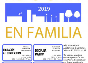 El Ayuntamiento villero continúa con el programa formativo para familias