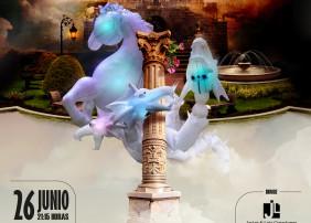 El espectáculo, de Jaster&Luis Creaciones, trasladará al público al Jardín de las Hespérides