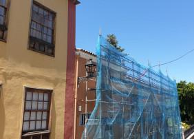 En auge la rehabilitación de casas antiguas en el centro histórico de La Orotava