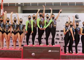 El club orotavense logró el título en el certamen nacional celebrado recientemente en tierras valencianas