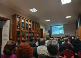 Conferencia sobre cultura hebrea medieval en Fundoro