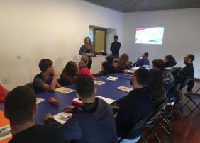 Jóvenes de La Orotava se forman como monitores deportivos para facilitar su acceso al mundo laboral