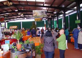 Los productos del Mercadillo Valle de La Orotava llegan cada sábado a 200 familias