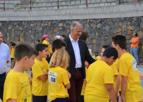Quinta carrera solidaria Y SALUDABLE del Colegio de La Concepción