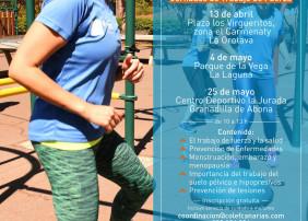 La Orotava acoge las II jornadas de iniciación al Trabajo de Fuerza para Mujeres