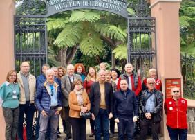 Sabios y Sabias guiarán las visitas didácticas por la Hijuela del Botánico de La Orotava