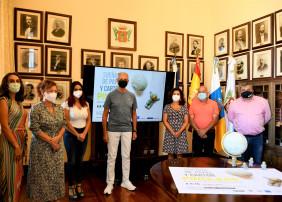 La 36º edición de la Feria de Artesanía de Pinolere 2021 combinará este año de nuevo la modalidad presencial con una parte virtual, a través de su web, en la que artesanos y empresas ofrecerán su producción. Además, Pinolere estará dedicada a las artesanías del papel y el cartón en Canarias
