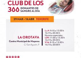La iniciativa se llevará a cabo entre los días 29 de marzo y 16 de abril, en el Centro Municipal de Mayores de la Villa (calle San Agustín, nº9)