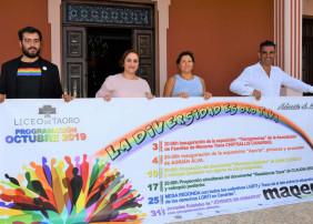La Orotava dedica el mes de octubre a actividades que visibilizan la diversidad sexual y de género