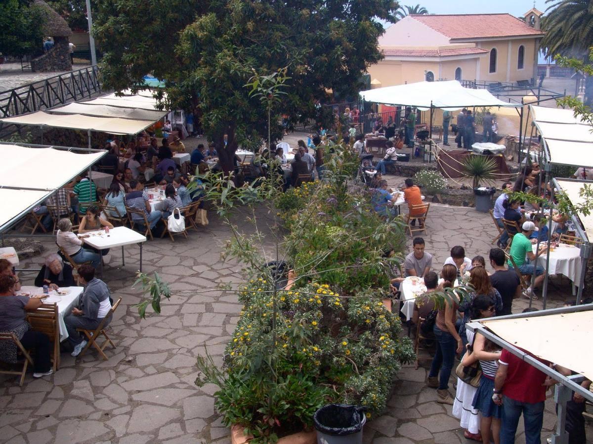 Área recreativa 3 Museo Etnográfico Pinolere.