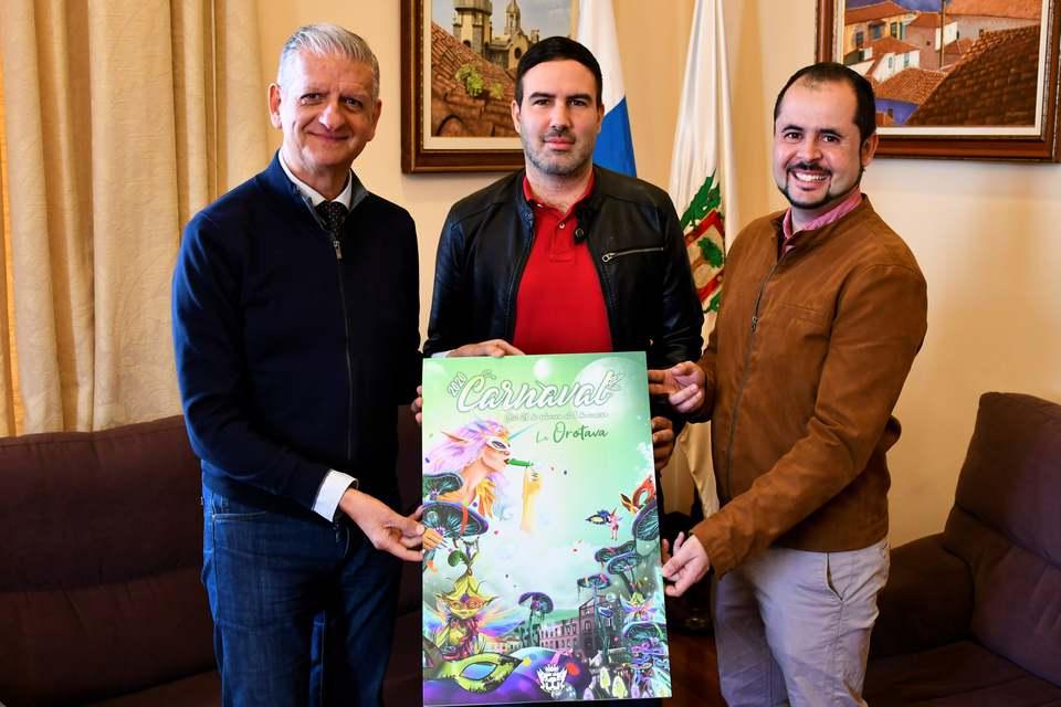 La Orotava ya tiene cartel anunciador del Carnaval