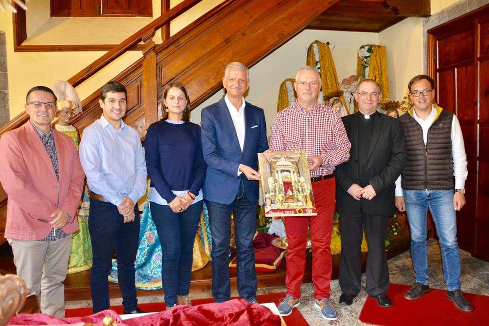 Récord de participantes en la XI Ruta de los Belenes por La Orotava