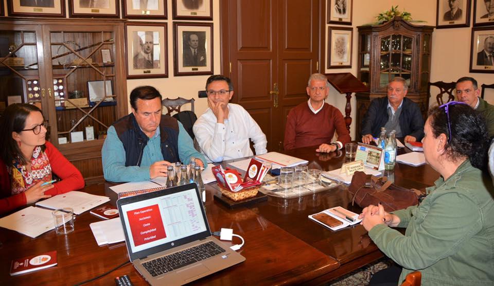"""Plan Estratégico de Turismo """"La Orotava, Villa Sostenible. Ciudad Internacional para la Calidad de Vida""""."""