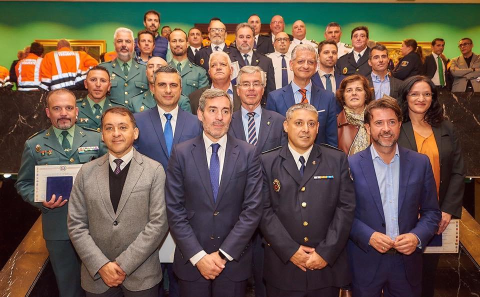 El Cabildo celebra el Día Internacional de Protección Civil