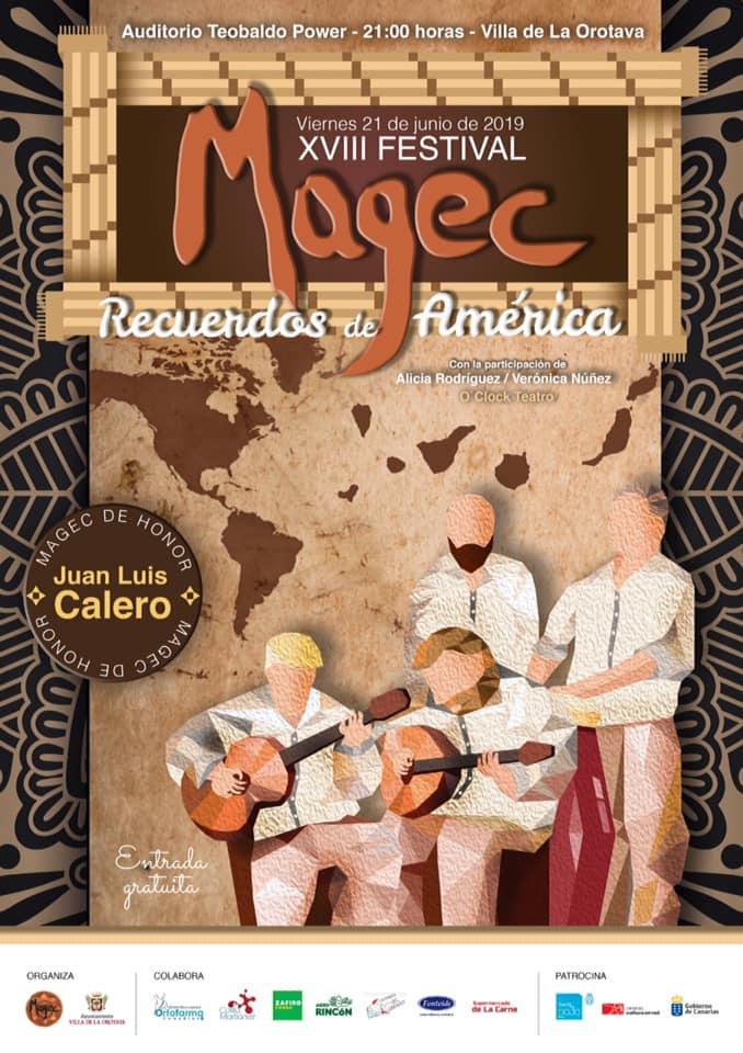 Este viernes se celebra el XVIII Festival Magec