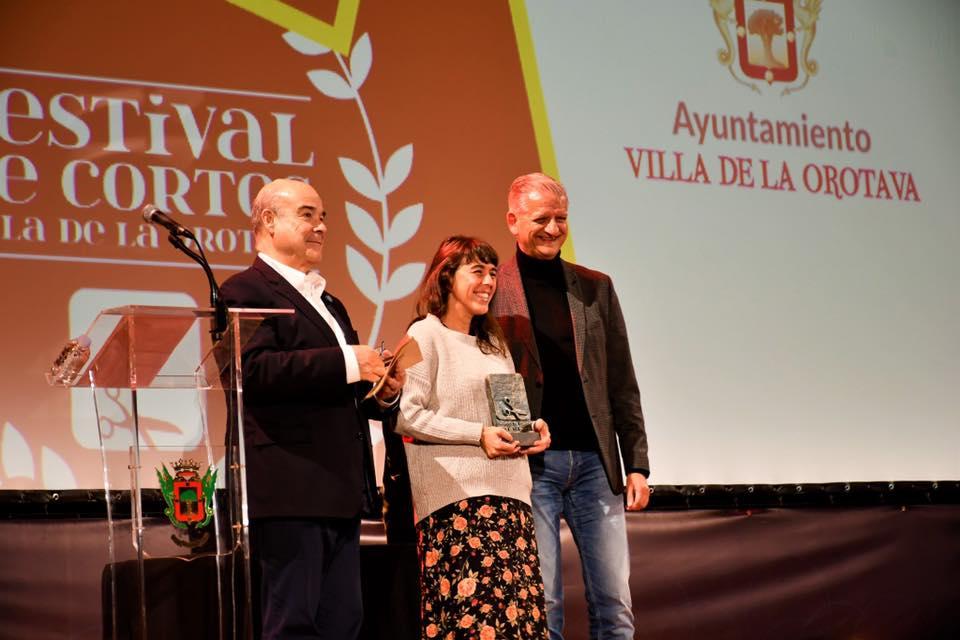 Un año más éxito total del Festival de Cortos Villa de La Orotava
