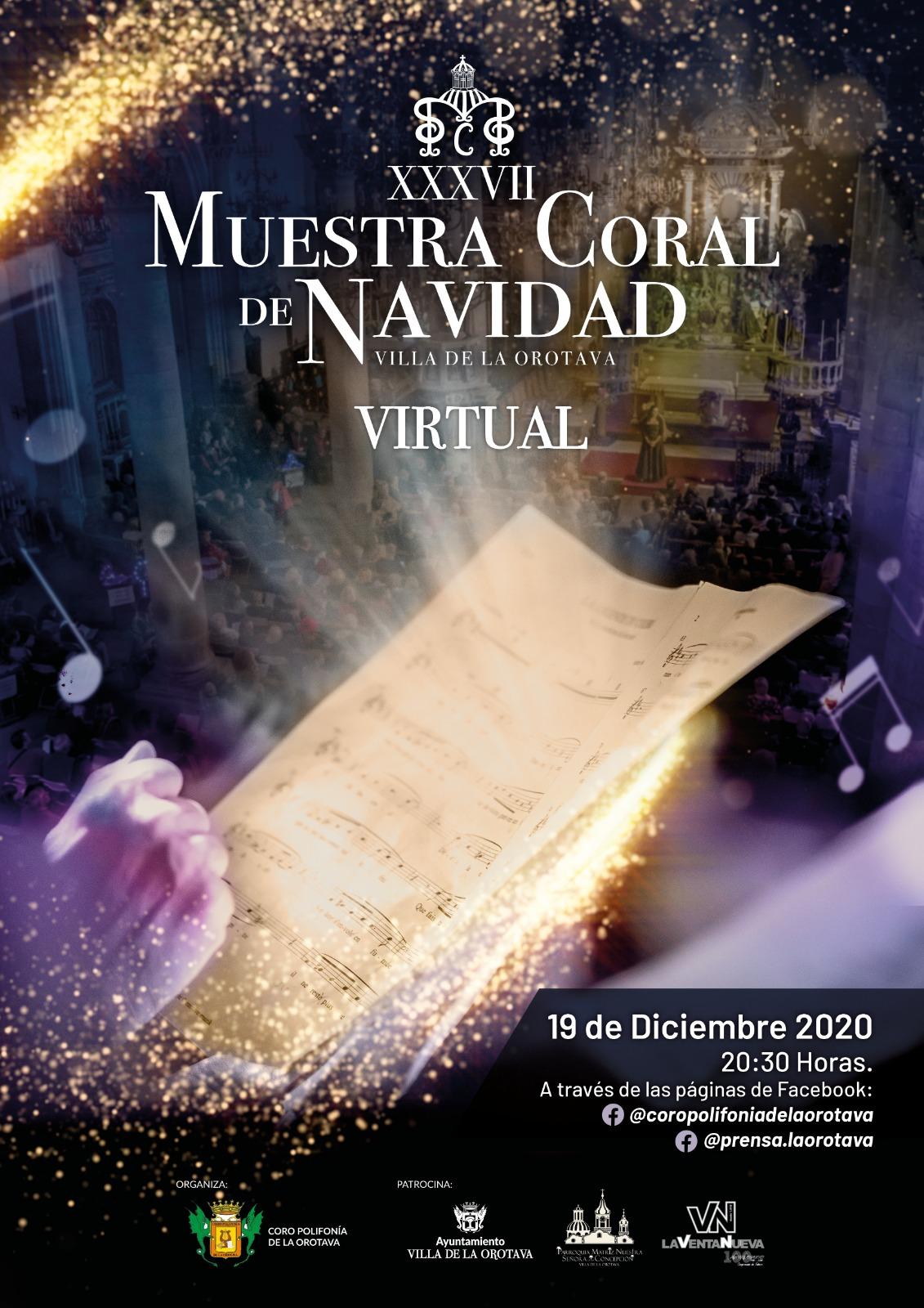 El Ayuntamiento villero cumple con una de sus citas más importantes por estas fechas navideñas adaptándola al formato virtual