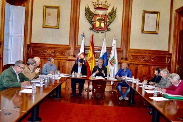 La Orotava queda afectada por esta decisión y su candidatura para la declaración de Ciudad Patrimonio Mundial se paralizará durante los próximos cinco años