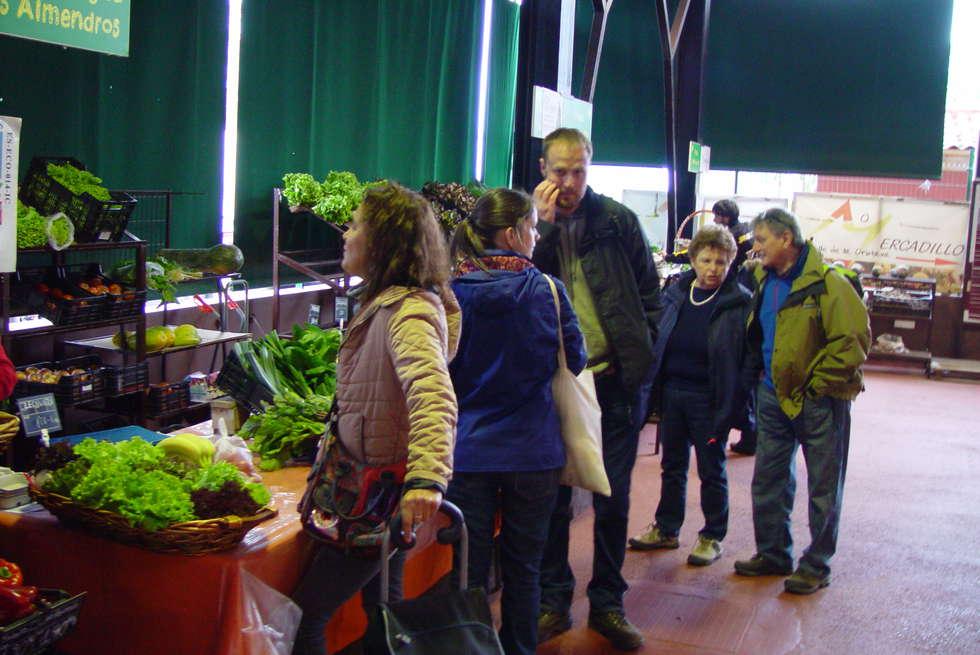 El Mercadillo Valle de La Orotava abre al público sus puestos de venta