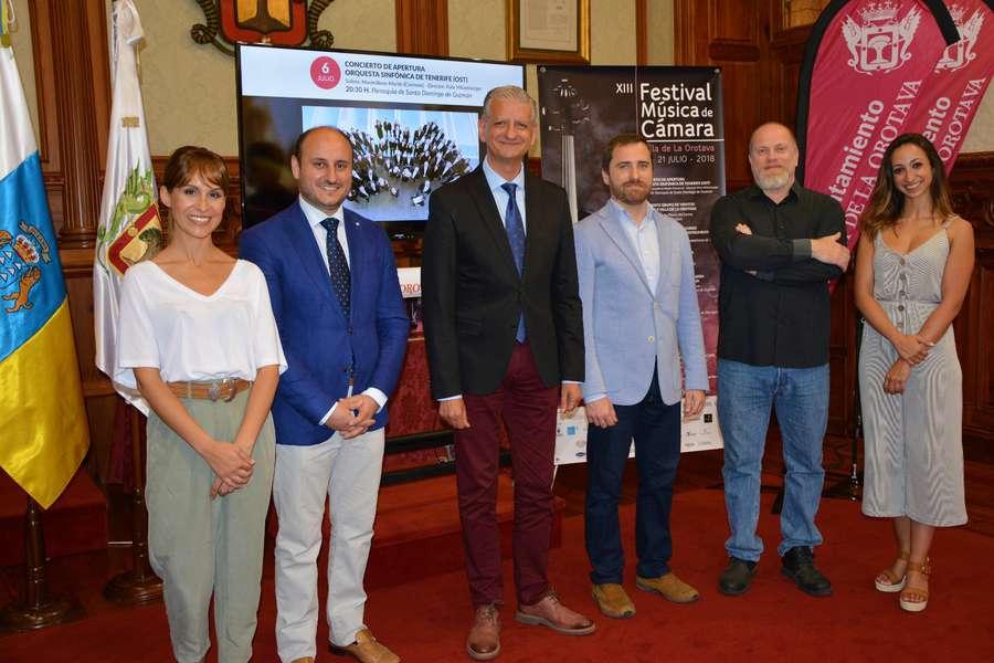 El Festival de Música de Cámara, referente en Canarias