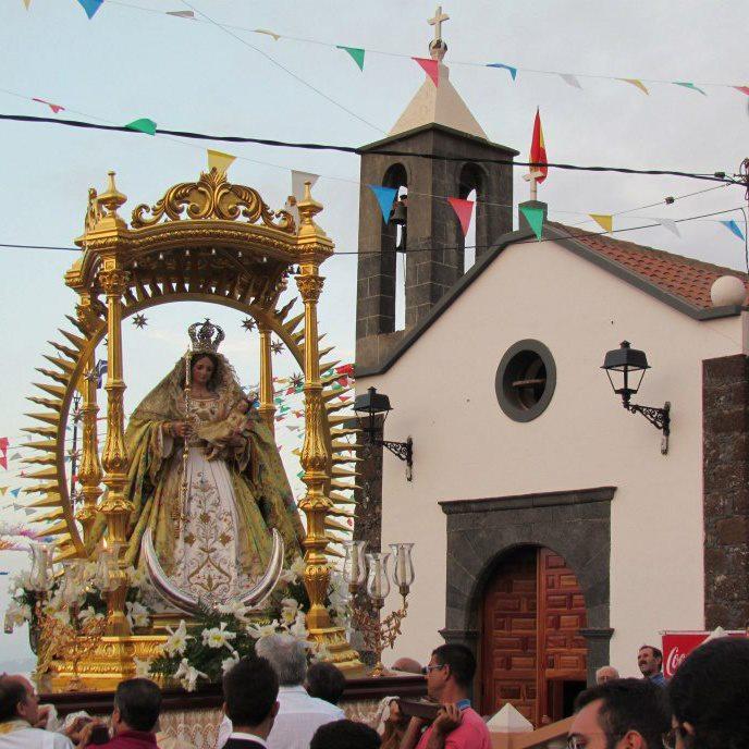 La iglesia de La Luz conmemora el 400 aniversario de su fundación