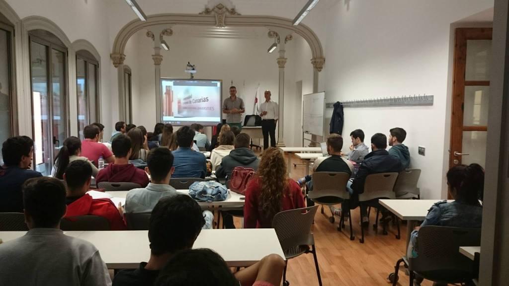 Los orotavenses interesados en estudiar en la Universidad Europea de Canarias ya pueden solicitar beca