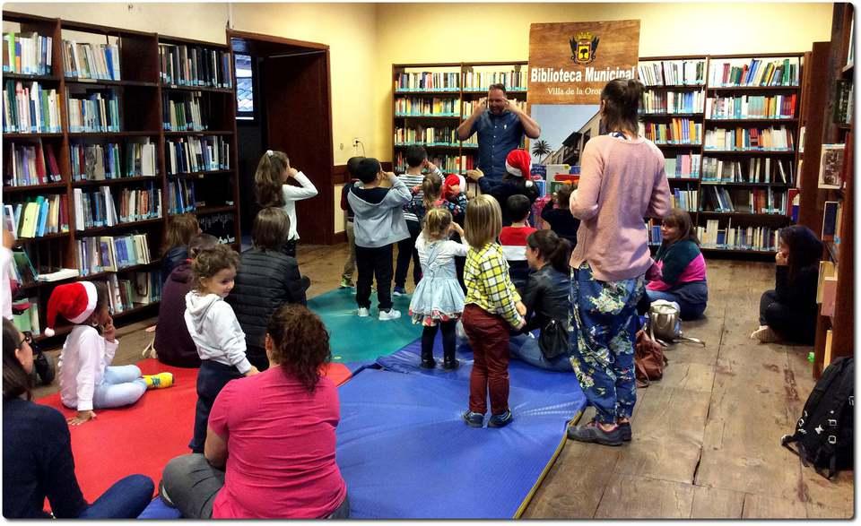 La Naviteca vuelve esta Navidad a la Biblioteca de La Orotava