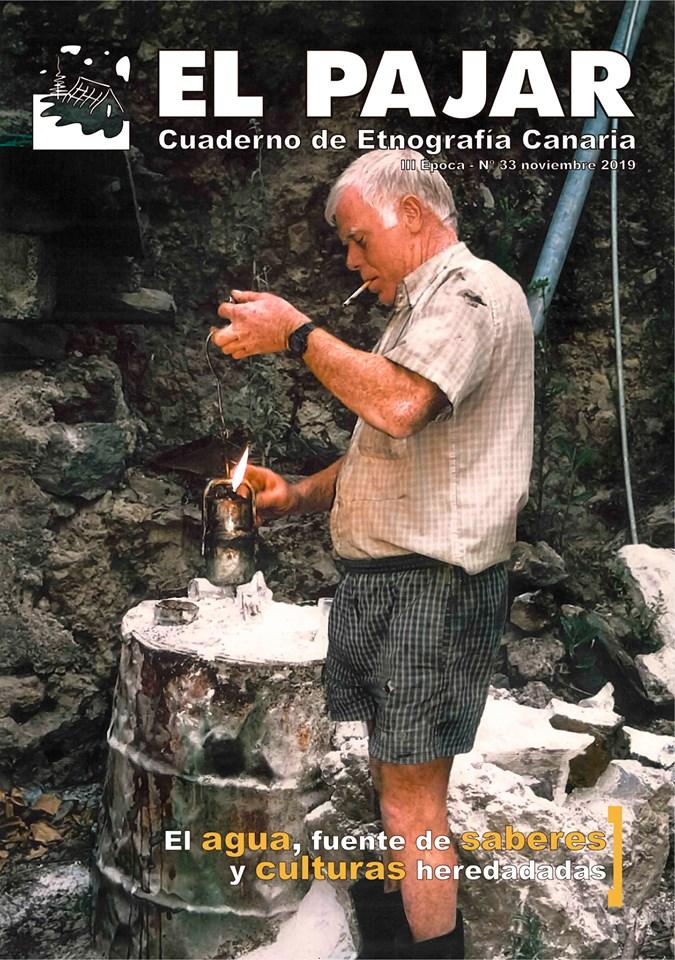 La Asociación Cultural Pinolere presenta un nuevo número de la revista 'El Pajar. Cuaderno de etnografía canaria'