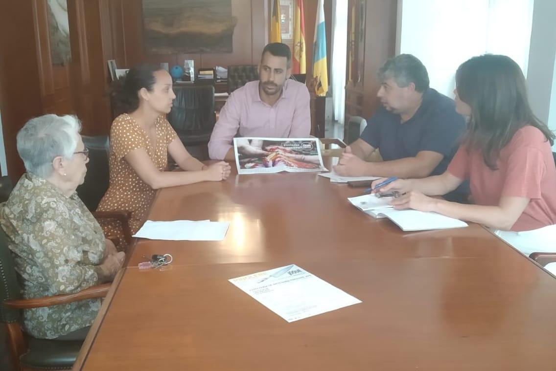 La Feria de Pinolere 2019 rinde un homenje a las tradiciones del municipio majorero de La Oliva, en Fuerteventura