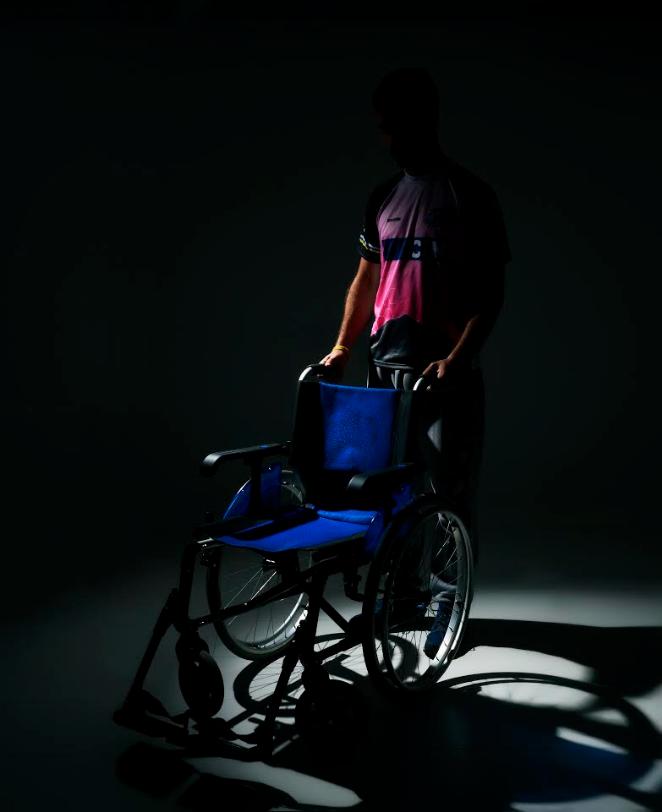 Pichón Trail Project quiere que las personas con esclerosis múltiple puedan expresar sus sentimientos a través del arte