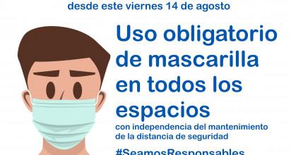 Actualización de medidas de prevención de Covid en Canarias