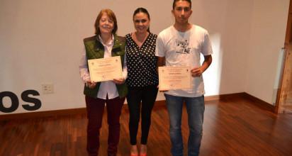 Entrega de premios a los ganadores del XXV Maratón Fotográfico Villa de La Orotava