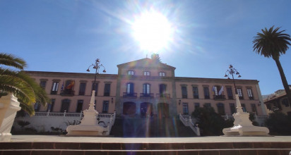 Fachada del Ayuntamiento de la Villa de La Orotava