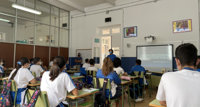 Un millar de alumnos de Secundaria se benefician cada año de 'Despierta', programa de prevención que se impulsa desde el área de Drogodependencias