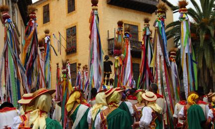 Calendario Romerias Gran Canaria 2020.Las Fiestas Patronales De La Villa De La Orotava Villa De