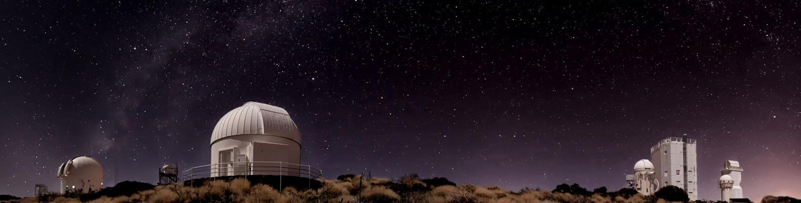 Astroturismo en La Orotava