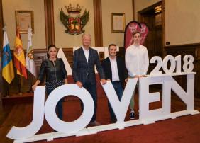 Más de quinientos artistas participarán en la Feria de Arte Joven en la Calle