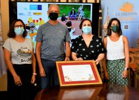 La Orotava es reconocida 'Ciudad Amiga de la Infancia'