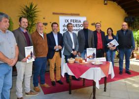 La Orotava celebra este fin de semana la IX Feria del Queso de Canarias