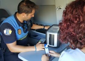 La Policía Local de La Orotava incorpora un sistema de control y detección de drogas