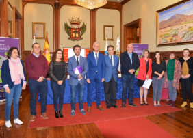 Presentación de los Cursos que la Universidad de La Laguna oferta este año en 22 municipios de Tenerife