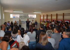 LOS ALUMNOS DEL COLEGIO SANTA TERESA DE JESÚS CELEBRAN EL DÍA DEL CENTRO CON ACTIVIDADES QUE ABOGAN POR LA SOSTENIBILIDAD