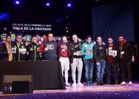 LOS TRINKOSOS, FERRUSQUENTOS, TIRALENGUAS, PUERTOPOTRAS, CASCARRABIAS Y NI PA TANTO PASAN A LA FINAL