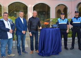 El Ayuntamiento de La Orotava adquiere un dron para la Policía Local y la Oficina Técnica Municipal
